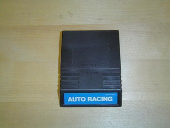 AUTO RACING TILL INTELLIVISION
