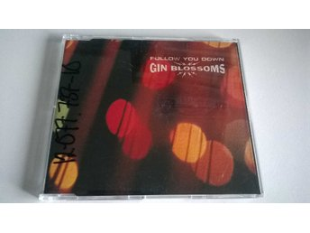 Gin Blossoms - Follow You Down, CD