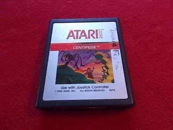 CENTIPEDE till Atari 2600 - Blomstermåla - CENTIPEDE till Atari 2600 - Blomstermåla