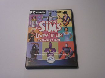 SIMS LIVIN' IT UP EXPANSION PACK
