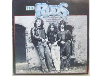 The Rods-S/T / USA pressad LP (Arista - AL 9558)
