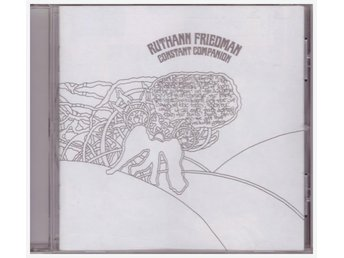 RUTHANN FRIEDMAN   CONSTANT COMPANION      CD