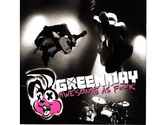 GREEN DAY - AWESOME AS F**K (CD 2011)