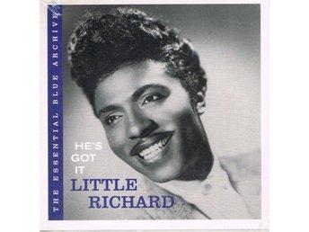 Little Richard: He s Got It (CD) - Västerås - Little Richard: He s Got It (CD) - Västerås
