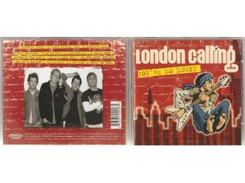 London Calling - You're so lucky - CD - 2004