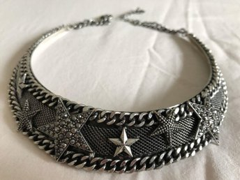 Zara statement halsband