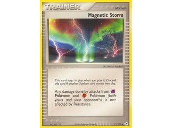Pokémonkort: Magnetic Storm [EX Hidden Legends] 91/101 - Hova - Pokémonkort: Magnetic Storm [EX Hidden Legends] 91/101 - Hova
