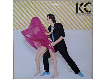 KC & The Sunshine Band title* All In A Night's Work* Synth-pop, Disco UK & EU LP