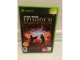 Xbox: Star Wars Episode III Revenge of the Sith