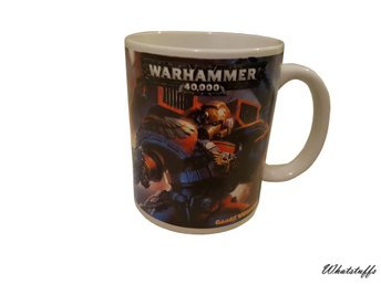 Warhammer 40k Blood Angels Mugg