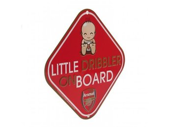 Arsenal Skylt Little Dribbler