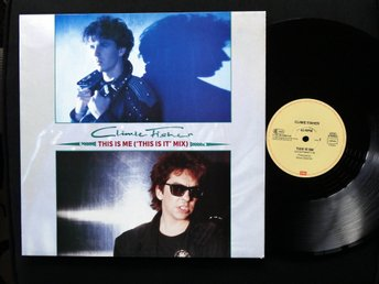 "CLIMIE FISHER (M-) – This Is Me / 12"" Vinyl '86 / A TOP COPY!!"
