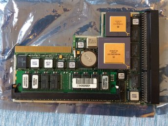 Blizzard 1230 IV Phase 5 amiga 1200 turbo kort med 32 mb minne + fpu