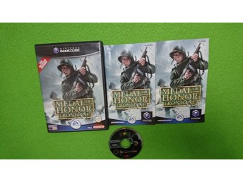Medal of Honor Frontline KOMPLETT Gamecube Nintendo Game Cube