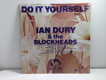 Ian Dury & the Blockheads - Do it Yourself (VIP-6673) 1-LP Japanpress o75