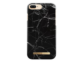 IDeal Fashion Case för iPhone 6/6S/7/8 - Black marble