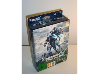 Wii U - Xenoblade Chronicles X Limited Edition - Inplastat
