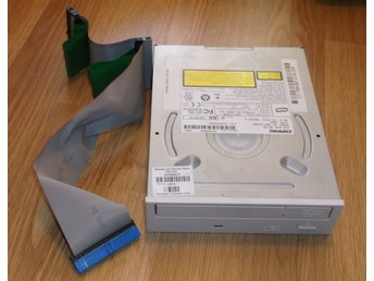"Compaq GDR-8160B DVD Internal 5.25 ""PC DVD16X CD48X IDE"