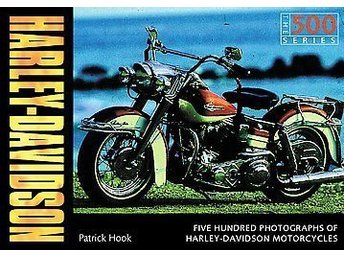 Harley-Davidson 500 great photos / Patrick Hook