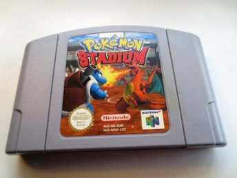 pokemon stadium n64