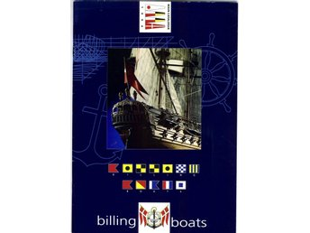 Billing Boats Katalog - Main Catalogue - 1994