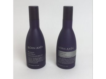 Björn Axen, Schampoo & Balsam, Cool Silver for blond and gray hair