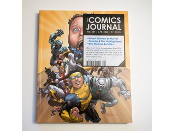 The Comics Journal #289 Apr. 2008