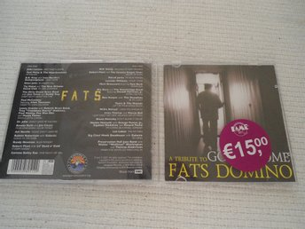 2 CD : FATS DOMINO : GOIN' HOME : A TRIBUTE (Lennon, Young, Plant...) 2007