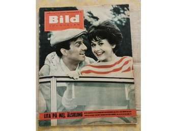 Bildjournalen, 1961, nr 23, The Allisons