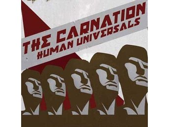 CARNATION, The - Human Universals - [LP 180g]