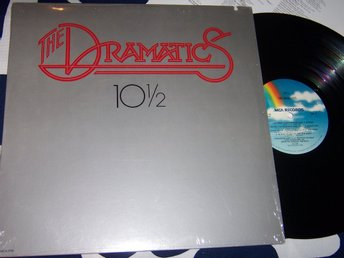 DRAMATICS THE - 10 1/2 LP 1980 USA TOPPSKICK!!