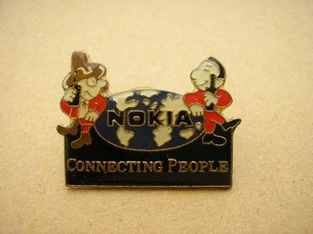Pins Nokia Connecting People