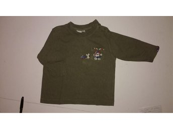 "LITTLE by "" Lindex Baby ""   longärmad T-shirt   80  stl"