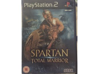Spartan Total Warrior PlayStation 2