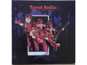 Mike Batt And Friends titel* Tarot Suite*LP, Gatefold - Hägersten - Mike Batt And Friends titel* Tarot Suite*LP, Gatefold - Hägersten
