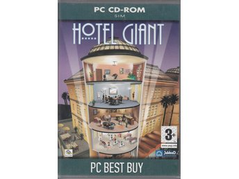 PC-CD rom Hotel Giant.