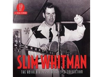 Whitman Slim: Absolutely essential 1949-62 (3CD)