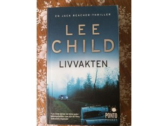 Lee Child Livvakten