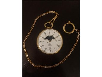 Royal Swiss Made Pocket Watch Fickur
