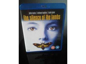 SILENCE OF THE LAMBS (NÄR LAMMEN TYSTNAR) Blu-ray - Tumba - SILENCE OF THE LAMBS (NÄR LAMMEN TYSTNAR) Blu-ray - Tumba