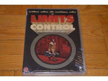 Limits Of Control ( Bill Murray Tilda Swindon ) DVD INPLASTAD - Töre - Limits Of Control ( Bill Murray Tilda Swindon ) DVD INPLASTAD - Töre