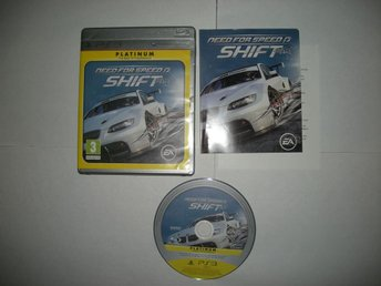 PS3 Need For Speed Shift