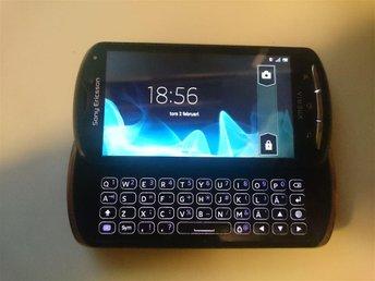 Sony Ericsson Xperia Pro MK16 - Ljungby - Sony Ericsson Xperia Pro MK16 - Ljungby