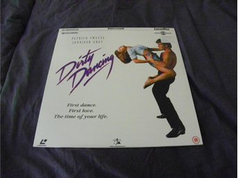Dirty dancing - Widescreen special edition - 1LD Pal