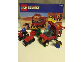 USA Lego: Tre st set: 1740, 1741 och 1742 (alla = 1720) HARD TO FIND!