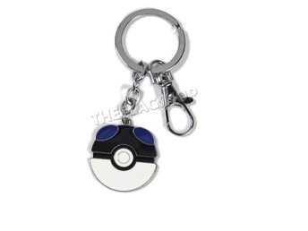 Nyckelring Pokemon Go Poke Ball Pokeball