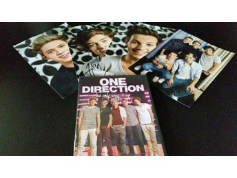 One Direction DVD - film och idolbilder - Luleå - One Direction DVD - film och idolbilder - Luleå