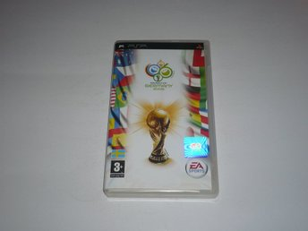 PSP FIFA WORLD CUP GERMANY 2006