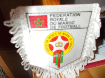 VIMPEL  FEDERATION ROYALE DU MARCO DE FOOTBALL