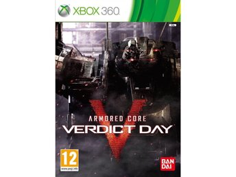 Armored Core - Verdict Day Xbox 360